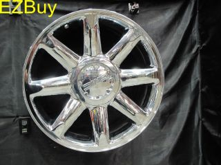 Yukon Denali Chrome Factory Replacment Brand New Wheel Rim 5304
