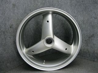 01 Triumph Speed Triple 955i Single Side Rear Rim Wheel R17