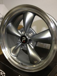 Ford Mustang Bullet Factory OE Wheels Rims 17x9 Staggered