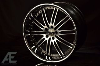 Mercedes C230 C240 C250 C280 Wheels Rims Hennessey Diamond Cut