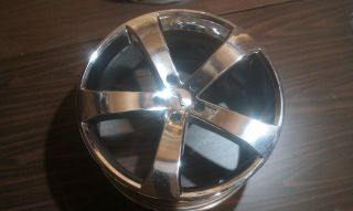 TSW Vortex Chrome Wheel Rim 20x8 5 5x114 3 5x4 5
