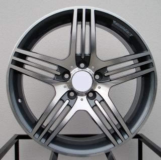 19 AMG Style Wheels Rims Fit Mercedes E320 E350 E500