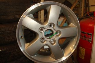 17 02 Jeep Grand Cherokee Alloy Wheel Rim