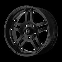 20 inch Ford F250 F350 3 4 Ton Truck Rims Wheels Black