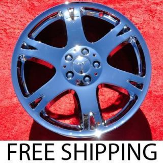 New 19 Mercedes Benz ML320 ML350 OEM Chrome Wheels Rims 85016 EXCHANGE