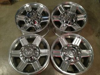 17 Dodge RAM 2500 3500 Laramie Factory Wheels Rims