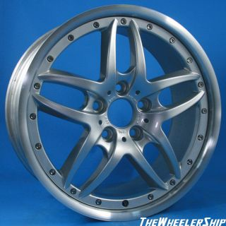 330i 2004 2005 18 x 8 5 Rear Factory Stock Wheel Rim 59466