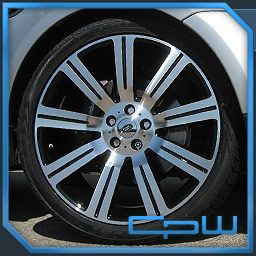 LAND RANGE ROVER SPORT 22 INCH WHEELS RIMS TIRES NEW PACKAGE BOLT ON
