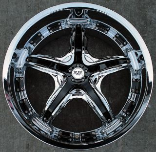RVM 931 20 Chrome Rims Wheels Dodge Charger AWD