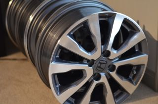 2012 Honda Fit Sport Wheels Set 4x100 16