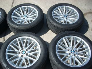 18 BMW 7 Series Wheels Tires Rims 02 08 745i 750i 760i Michelin 59393