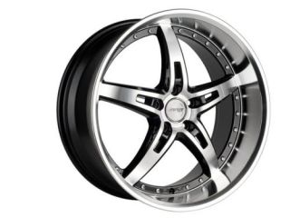 20 MRR GT5 Rims Wheels Lexus LS400 LS430 GS300 GS400 IS250 RX8 M45 G35
