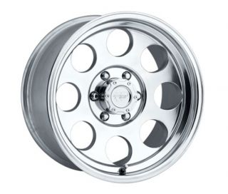 Xtreme Alloy 16x8 Polished Chrome Wheels Rims Set of 4 5 Lug