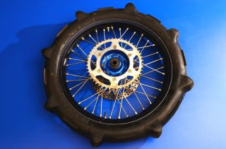 450 250 Rear Wheel Tire Rim Talon Hub Excel Takasago Rim Nice