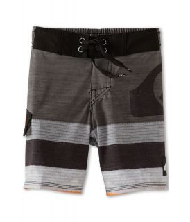 Quiksilver Kids Slater Boardshort Boys Swimwear (Black)