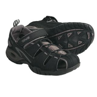 Teva Dozer 3 Sandals (For Kids and Youth)   BLACK (9 )