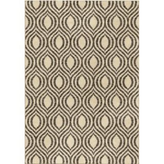 Threshold Arden Lambswool Area Rug   Gray (5x7)