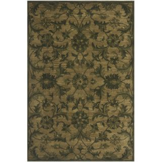 Safavieh Antiquity Olive/Green Rug AT824A Rug Size 4 x 6