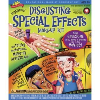 POOF Slinky Scientific Explorer Disgusting Special Effects Makeup Kit