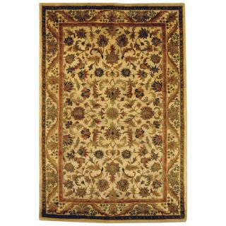 Safavieh Antiquities Majesty Gold Rug AT52D Rug Size 4 x 6