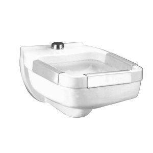 American Standard 9512.999.020 Universal Clinic Service Wall Mounted Sink in Whi