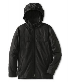 RVCA Kids Bay Breaker Boys Coat (Black)