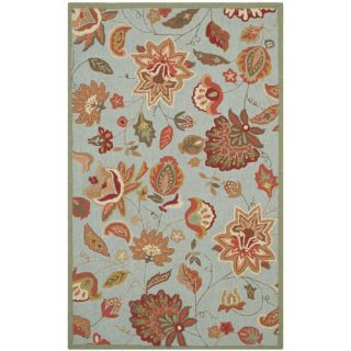Safavieh Four Seasons Ivory / Yellow Rug FRS413C Rug Size 36 x 56