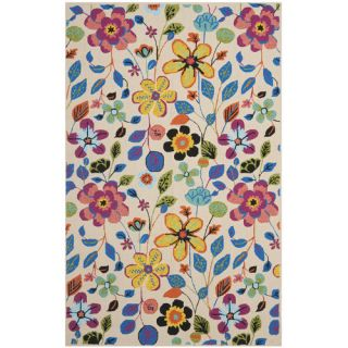 Safavieh Four Seasons Ivory / Multi Rug FRS427A