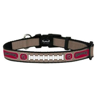 South Carolina Gamecocks Reflective Toy Football Collar