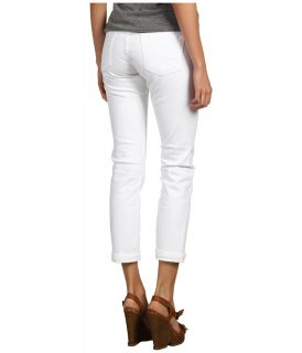 Lucky Brand Sienna Tomboy Crop in Pearl Womens Jeans (White)