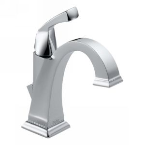 Delta Faucet 551 DST Dryden Single Handle Lavatory Bathroom Faucet