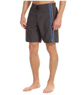 Quiksilver Waterman Crosswind Boardshort Mens Swimwear (Gray)