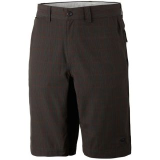 Mountain Hardwear Trotter Trunk Shorts   UPF 30 (For Men)   BONE ( )