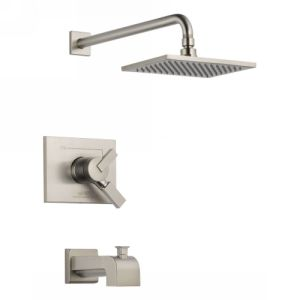 Delta Faucet T17453 SS Vero Monitor 17 Series Tub & Shower Trim