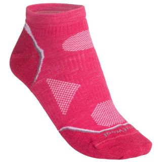 SmartWool 2013 PhD Outdoor Ultralight Socks   Merino Wool  Below the Ankle (For Women)   SILVER (S )