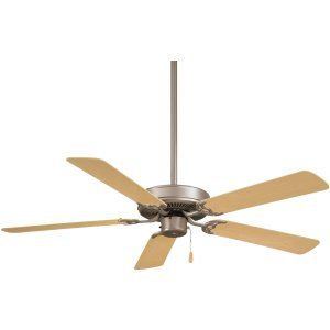 Minka Aire MAI F547 BS NM Universal 52 4 to 5 Blade Ceiling Fan