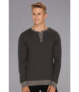 Quiksilver Mayfield L/S Shirt Mens Long Sleeve Pullover (Gray)