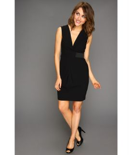 Kenneth Cole New York Samantha Dress Womens Dress (Black)