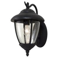 Sea Gull Lighting SEA 84070 746 Lambert Hill One Light Outdoor Wall Fixture Oxfo
