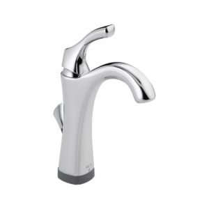 Delta Faucet 592T DST Addison Single Handle Lavatory Faucet with Touch2O.xt  Tec