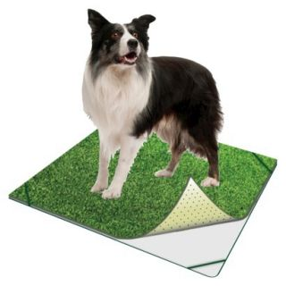 PoochPad Indoor Turf Dog Potty TRAVELER Large