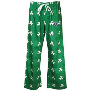 Washington Huskies College Concepts NCAA Womens Fortune Pant