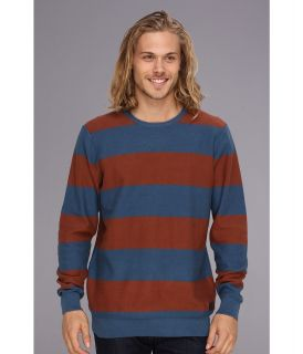 Rip Curl Nostaligic Crew Sweater Mens Sweater (Brown)