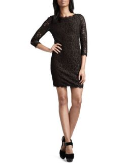 Womens Zarita Lace Dress   Diane von Furstenberg