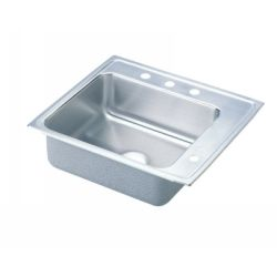 Elkay PSDKR2220R Pacemaker ADA Compliant Single Bowl Classroom Sink