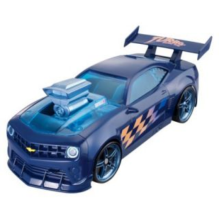 Dreamworks Turbo Chevy Camaro Launcher Toy Vehicle