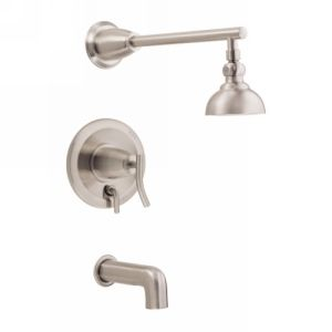 Danze D504054BNT Sonora  Sonora Single Handle Pressure Balance Tub and Shower