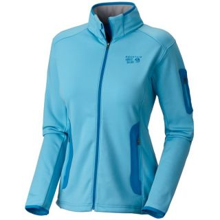 Mountain Hardwear Arlando Fleece Jacket (For Women)   BOUNTY BLUE/RAY BLUE (L )