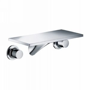 Hansgrohe 18112001 Axor Massaud Short Wall Mounted Widespread Faucet
