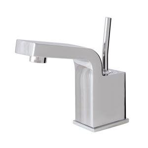 Aquabrass AB 28014 BN Hey Joe Single Hole Lavatory Faucet